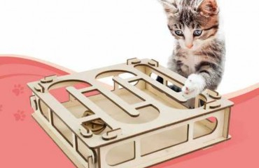 "Игрушка для кошки ""Коробка"""