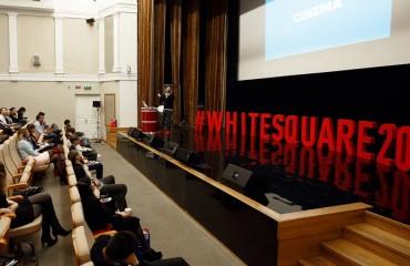 Окрашенные стоящие буквы из пенопласта #whitesquare
